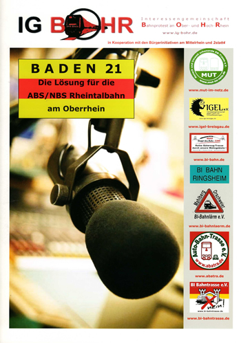 Baden 21 Positionspapier